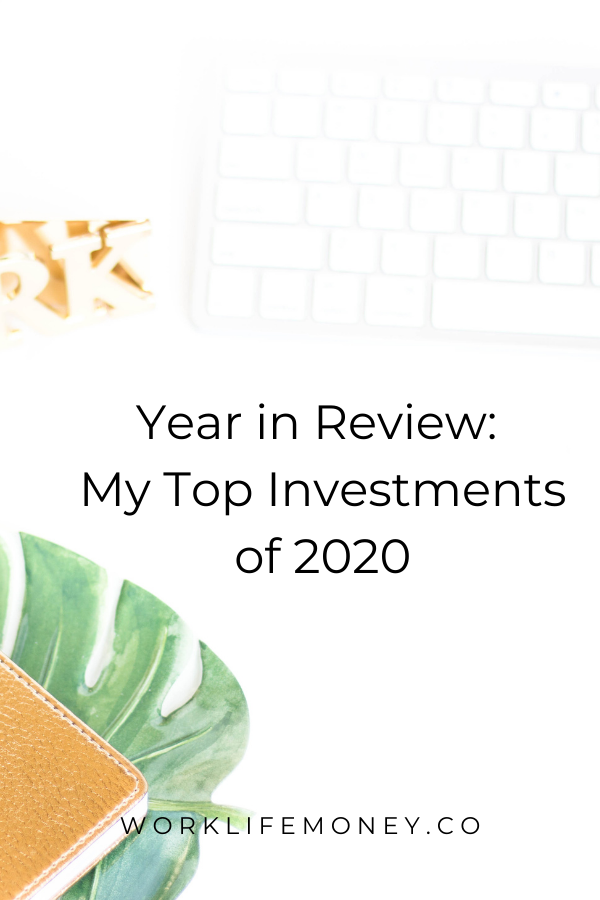 Year in Review: My Top Investments of 2020