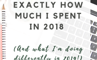End of Year: 2018 Goals Check-In – How Did I Do?